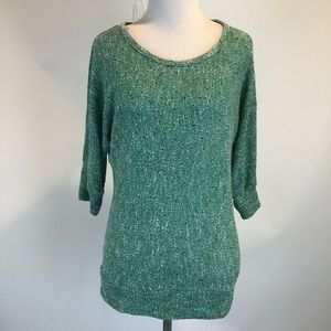 Urban Outfitters Sparkle & Fade Dolman Sl Sweater